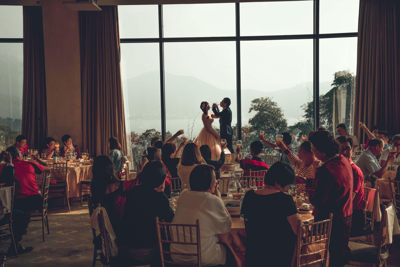 婚禮紀錄,雲品酒店,日月潭,涵碧樓