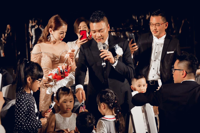 大直典華,台北婚禮紀錄,婚禮儀式堂,新秘妙姝