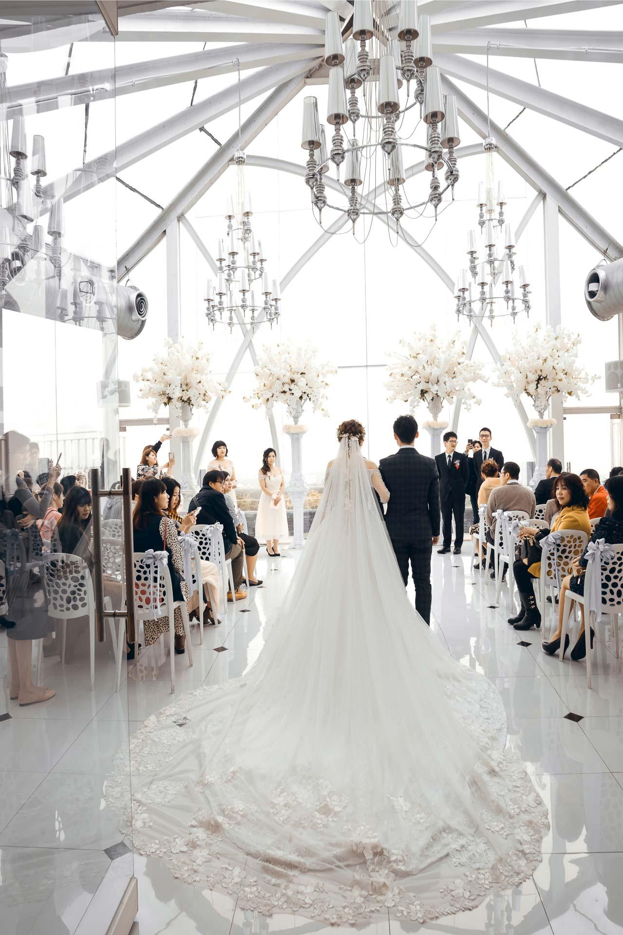 玻璃教堂證婚,球愛物語景觀婚禮會館,台中婚禮紀錄,新秘MaggieWang