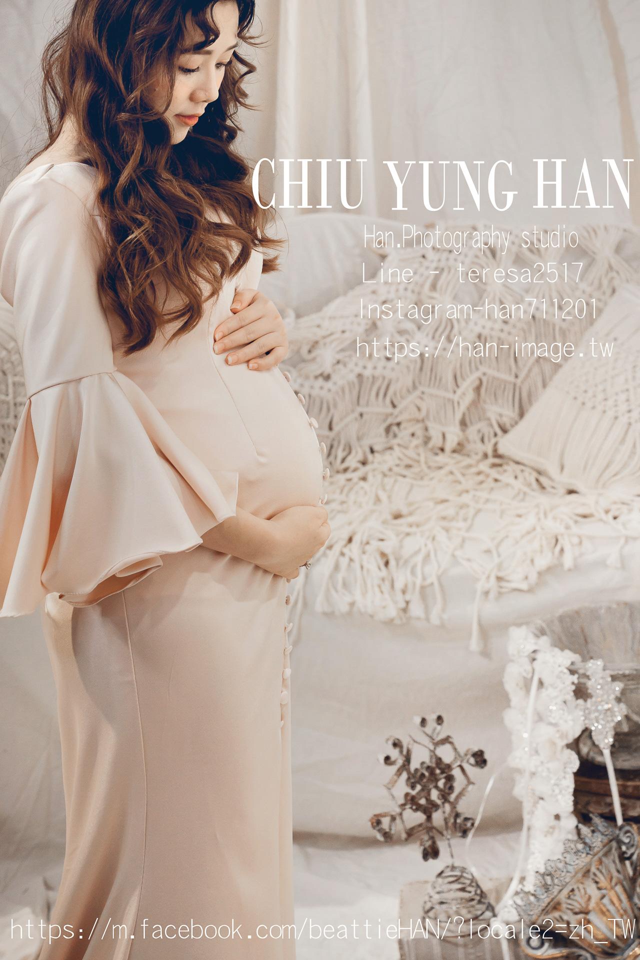去哪裡拍孕婦寫真,台中孕婦寫真,雜誌感孕婦 ,孕婦照,量身打造,Han婚紗影像工作室
