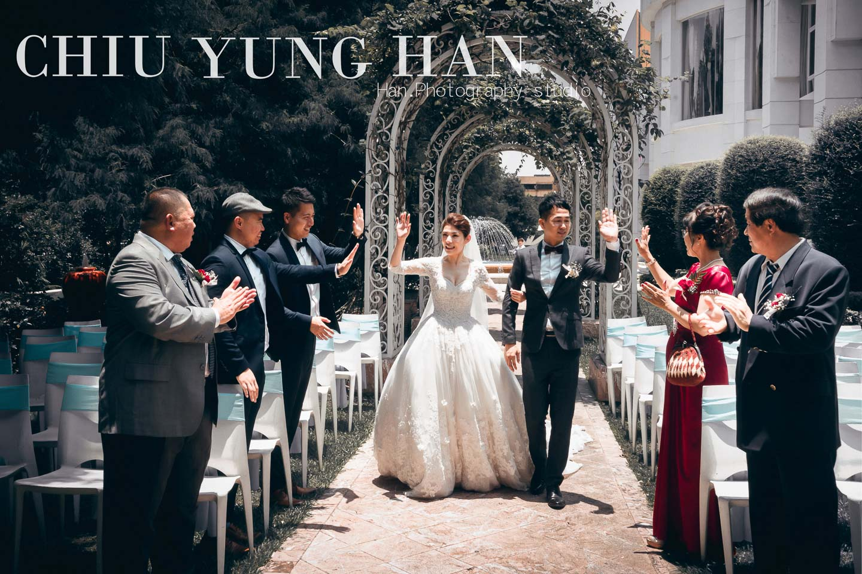 戶外證婚,林酒店,林皇宮,宴客地點,婚禮紀錄