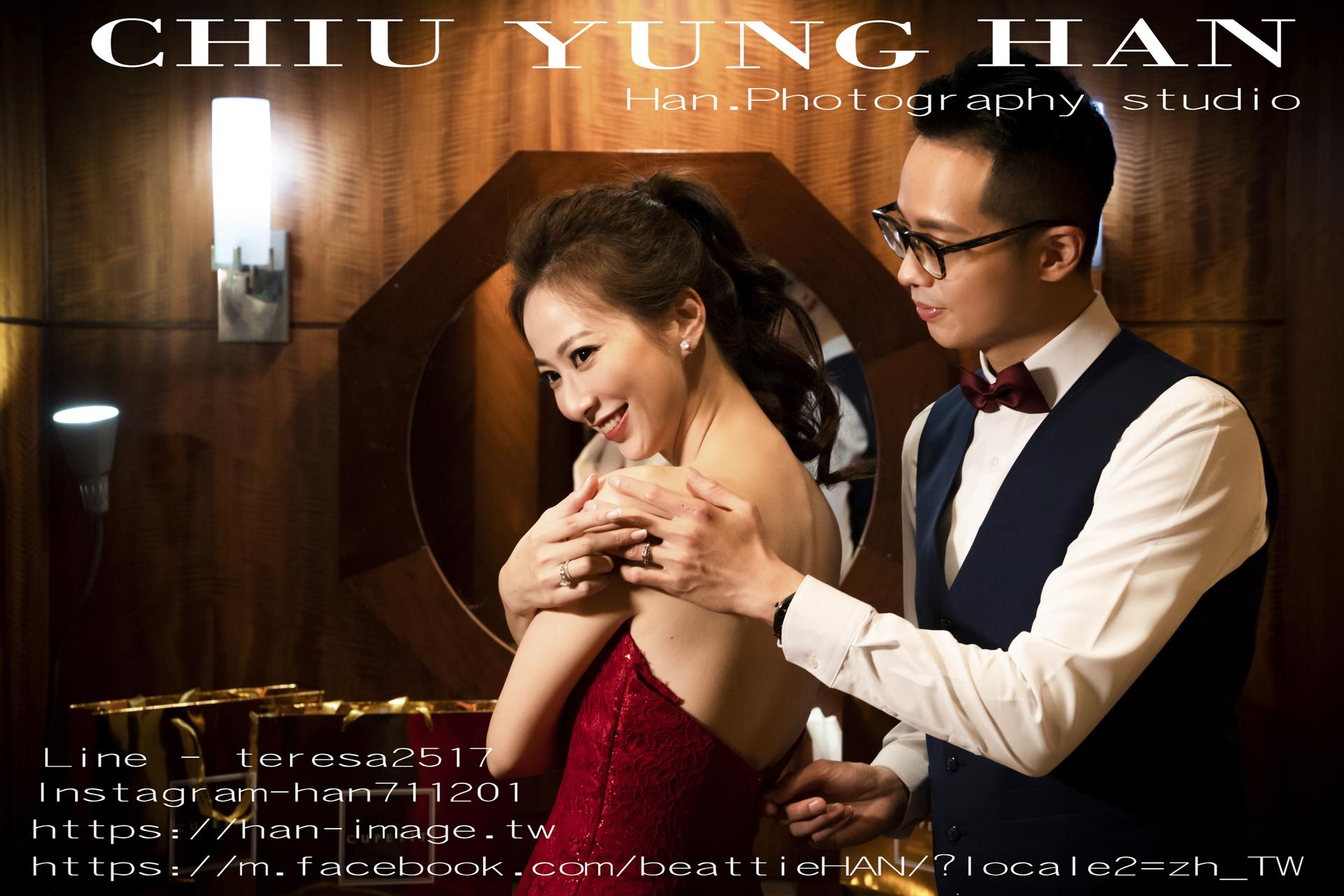 台北喜來登婚禮紀錄|卸下模特兒身份,披上嫁衣迎接下一段幸福旅程。