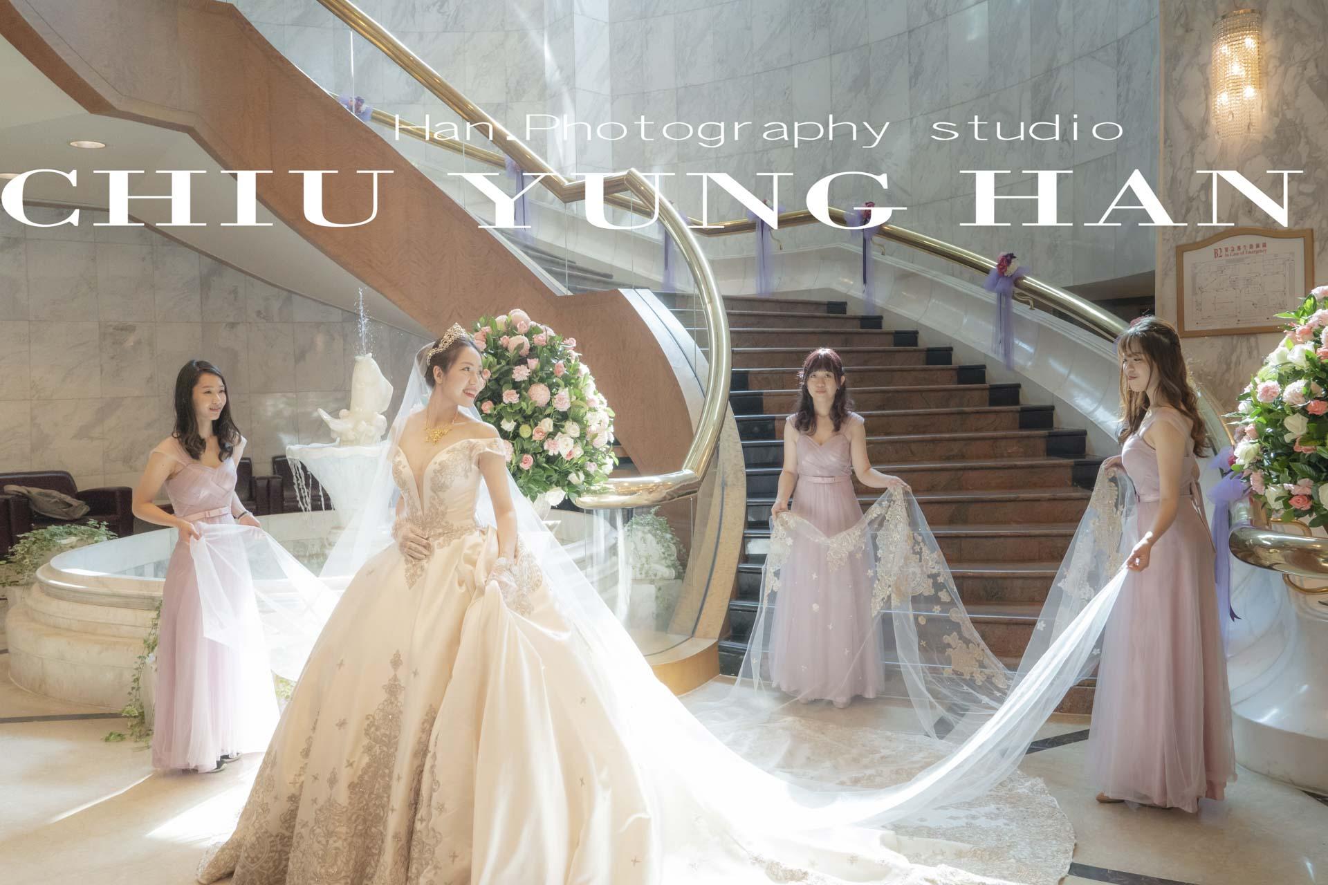 台中婚禮紀錄|長榮桂冠酒店|訂結同天。