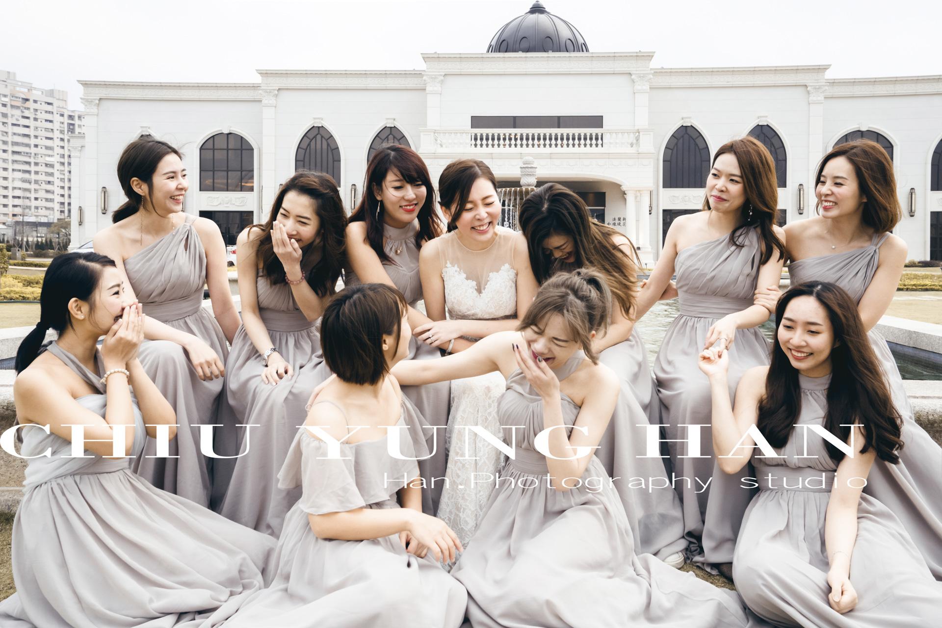 婚禮紀錄|桃園皇家薇庭|彷彿置身國外的浪漫婚禮。