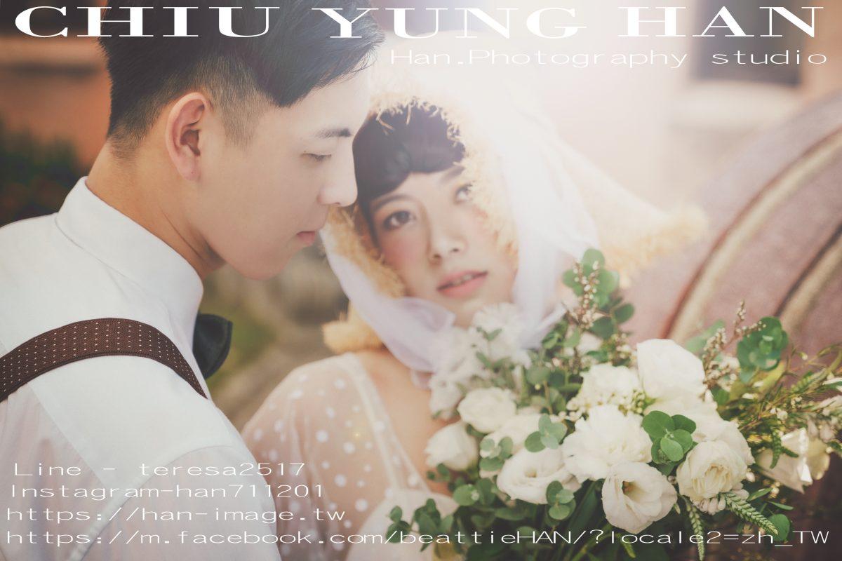 台中自助婚紗|拍出屬於自己心目中的夢幻婚紗照。