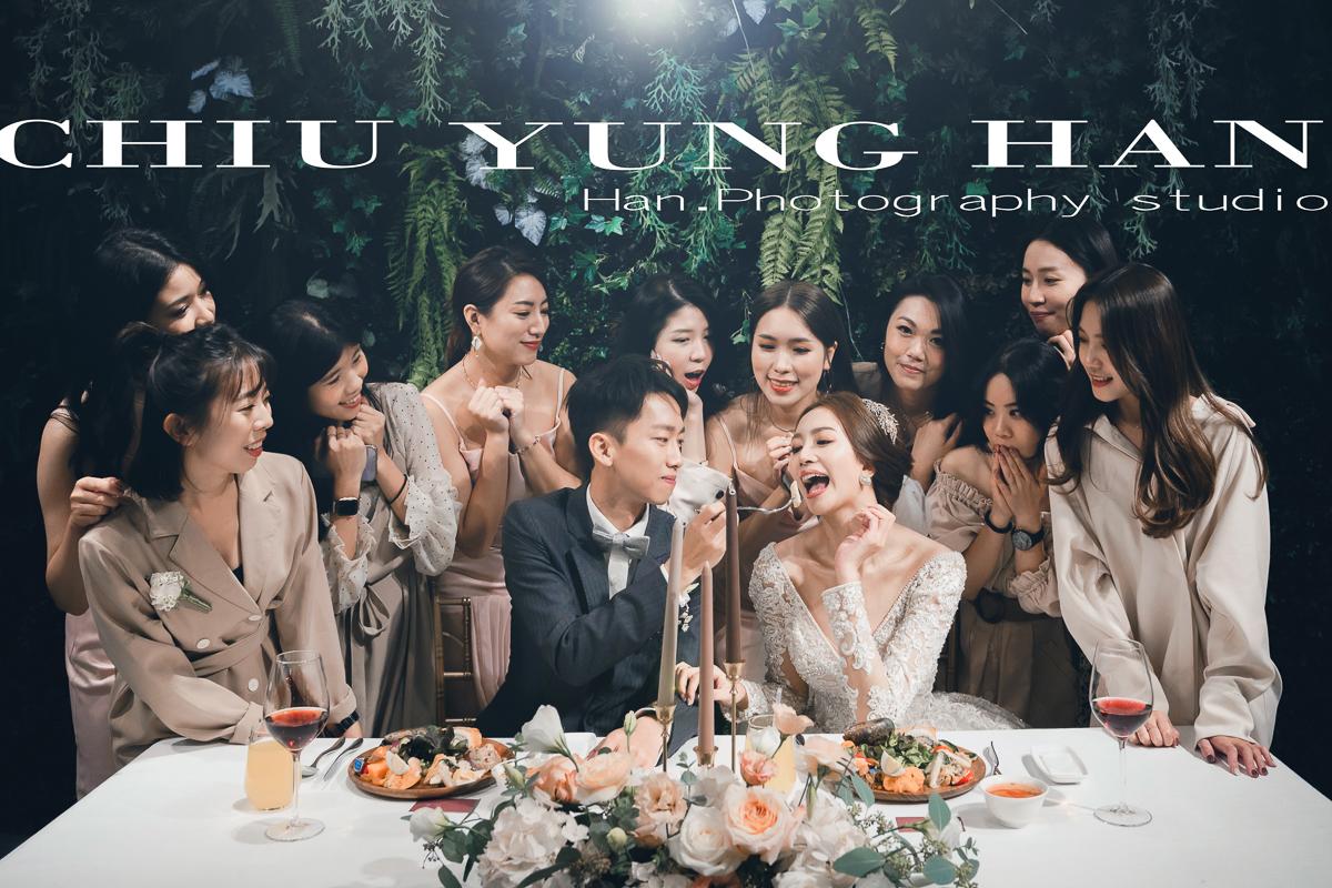 台北婚禮紀錄|嘉盧豪邸 | 美式私宅 溫室婚禮派對。