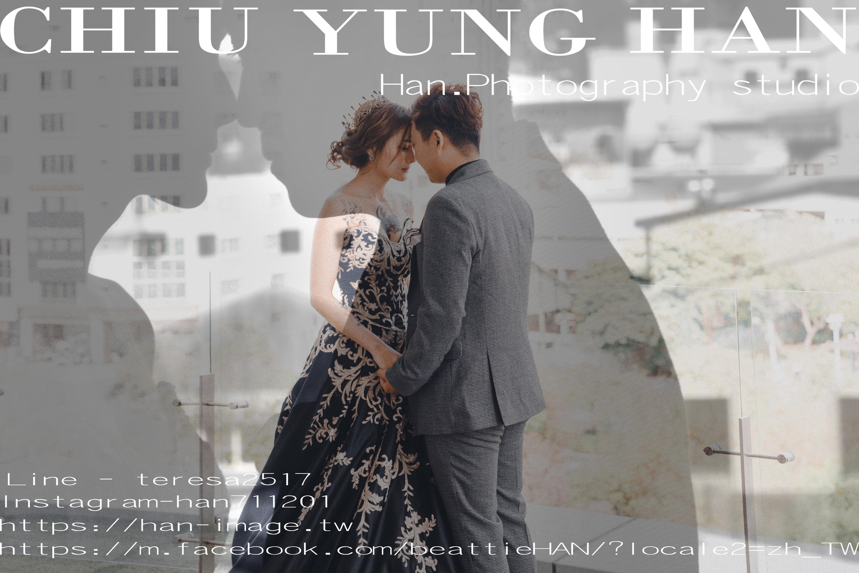 婚禮紀錄|台南晶英酒店|穿著黑色婚紗進場的新娘,妳敢挑戰嗎?