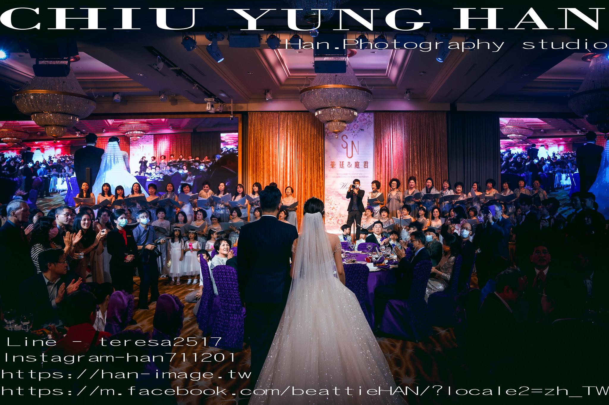 高雄婚禮紀錄 漢來飯店 彷彿置身歌劇院的豪華婚禮盛宴。